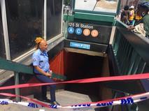"Станция ""125-я улица"" нью-йоркского метро"