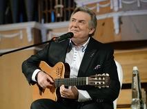 Юрий Стоянов во время выступления