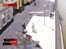 Благоустройство улицы