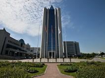 """Штаб-квартира компании """"Газпром"""" в Москве"""