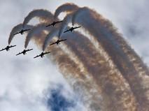 """Национальная пилотажная группа ОАЭ """"Fursan Al Emarat"""""""