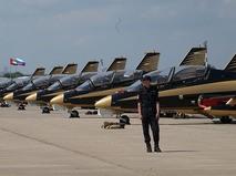 """Авиационная пилотажная группа ВВС ОАЭ """"Fursan Al Emarat"""""""
