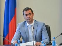 Вице-губернатор Приморского края Евгений Вишняков