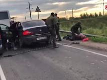 Задержание Дмитрия Тимченко