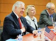 Госсекретарь США Рекс Тиллерсон