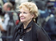 Ирина Скобцева на XXII Московском международном кинофестивале