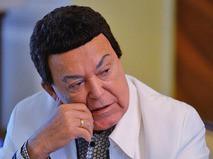 Первый заместитель комитета Госдумы России по культуре, певец Иосиф Кобзон