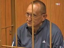 Подозреваемый в убийстве многодетной матери-инвалида в зале суда