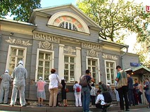 Реставрация  дома Палибина