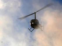 Вертолёт Robinson R66