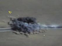 Удар ВКС России по объектам ИГ в Сирии