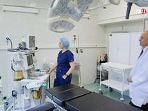 Операционная в больнице
