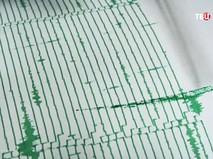 Сейсмограмма землетрясения