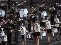 """""""Спасская башня"""". Фестиваль военных оркестров - 2017"""