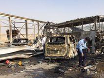 Теракт в Ираке, 14 сентября 2017 года