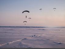 Десантирование в Арктике