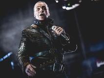 Лидер группы Rammstein Тилль Линдеманн