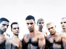 Участники группы Rammstein