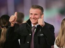 Президент Национального Олимпийского комитета Украины, олимпийский чемпион Сергей Бубка