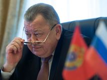 Заместитель министра иностранных дел России Олег Сыромолотов