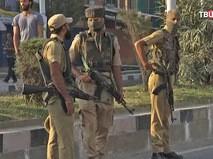 Военные в Индии