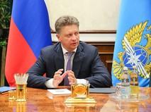 Министр транспорта России Максим Соколов