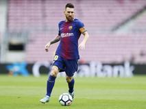 """Футболист """"Барселоны"""" Лионель Месси"""