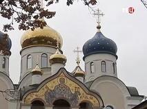 Строительство храма в честь Николая Мирликийского