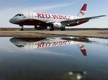 Самолёт авиакомпании Red Wings