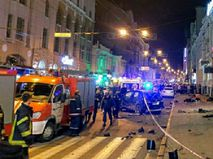 ДТП с шестью погибшими в Харькове