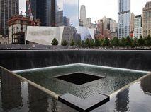 Мемориал 11 сентября в Нью-Йорке