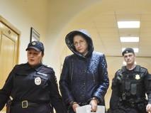 Замначальника финансово-экономического управления ФСИН России Светлана Алексеева в суде
