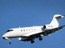 Самолёт Bombardier Challenger