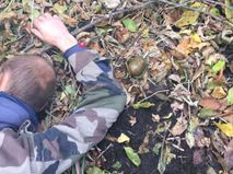 Задержанный в Курской области гражданин Украины