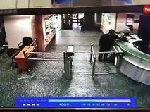 """Проникновение напавшего в """"Эхо Москвы"""""""