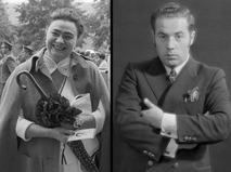 Дочь Л.И. Брежнева Галина Брежнева и иллюзионист Игорь Кио