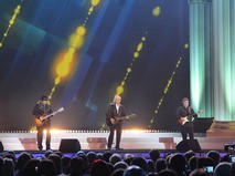 Праздничный концерт к Дню судебного пристава РФ