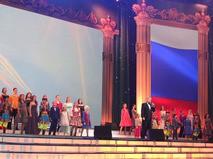 Праздничный концерт к Дню судебного пристава