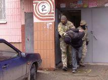 """Задержания членов ячейки движения """"Артподготовка"""""""