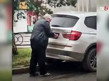 Пьяный судья Александр Гудкин меняет номера после ДТП