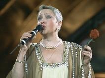 Советская певица Галина Ненашева
