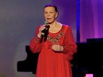 Советская певица Александра Стрельченко