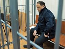 Бывший мэр Владивостока Игорь Пушкарев в суде