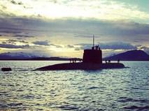 Подводная лодка ВМС Аргентины