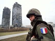 Военная полиция Франции