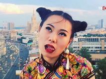 Актриса Ян Гэ родом из Китая