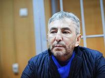 Умар Джабраилов в суде