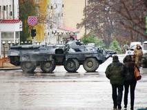 Спеоперация в Луганске