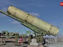 Новая ракета российской системы ПРО