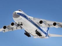 Военно-транспортный самолёт Ан-124